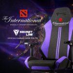 Secretlab named gaming chair partner of The International 2019
