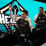 Arnau Vidal on Team Heretics not making Call of Duty League